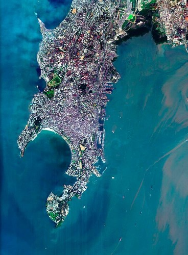 15 Incredible Views Of Cities From Space