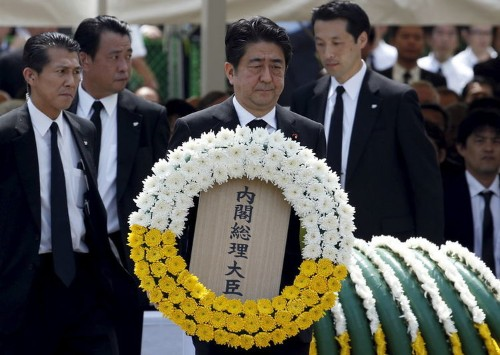 The way Japan remembers World War II still infuriates its neighbors