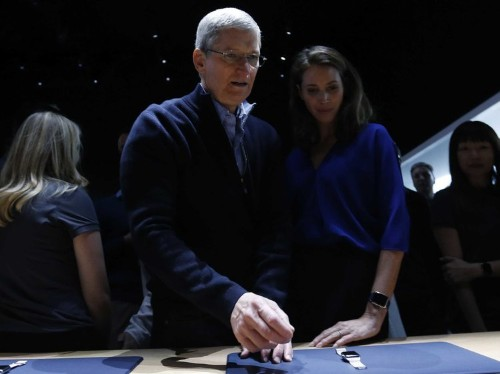 Tim Cook's attacks on Google and Facebook reveal a giant problem for Apple's future