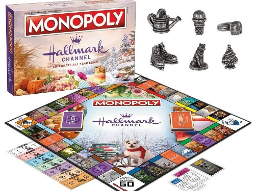 Hallmark is selling a new Monopoly game inspired by your favorite cheesy movies - Business Insider