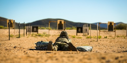 Soldiers in New Mexico fired new M17 pistol sidearm for first time - Business Insider