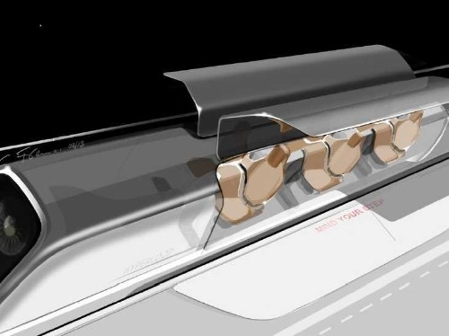 A New Crowdfunding Site Wants You To Help Build The Hyperloop
