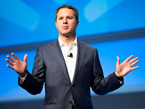 Walmart CEO Doug McMillon just released his annual letter to shareholders — read it here