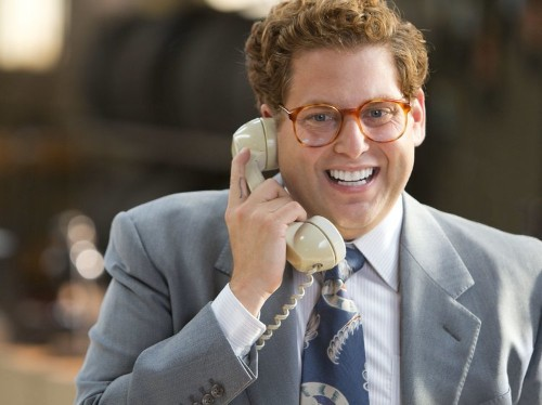 Jonah Hill Called Best Buy To Practice His 'Wolf Of Wall Street' Part