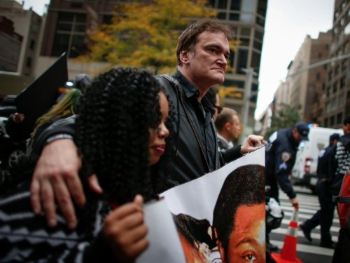 Largest police union cautions Quentin Tarantino: 'We've got a surprise coming for you'