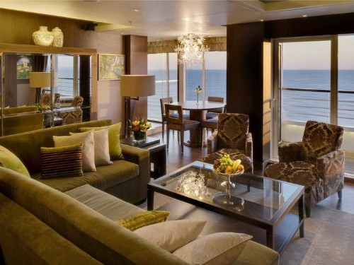 The 10 Most Luxurious Cruise Ships In The World