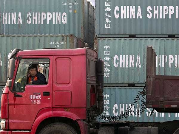 The US trade deficit with China narrowed in October - Business Insider