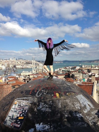 I had an adventure through Istanbul, a city where historical meets hip