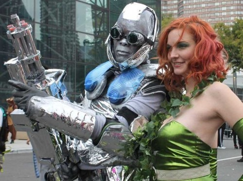 Photos Of The Best Cosplay From New York Comic Con 2014