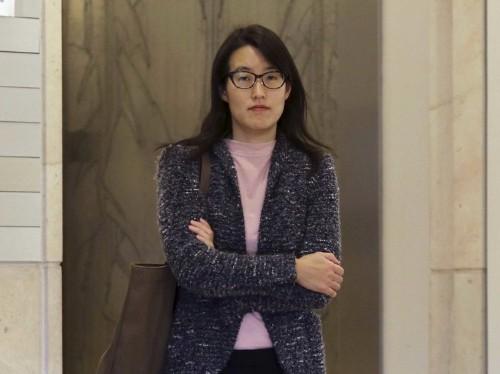 Ellen Pao talks about 'a-hole' behavior at Kleiner Perkins