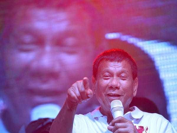 The man set to lead the Philippines has made a bunch of controversial comments - Business Insider