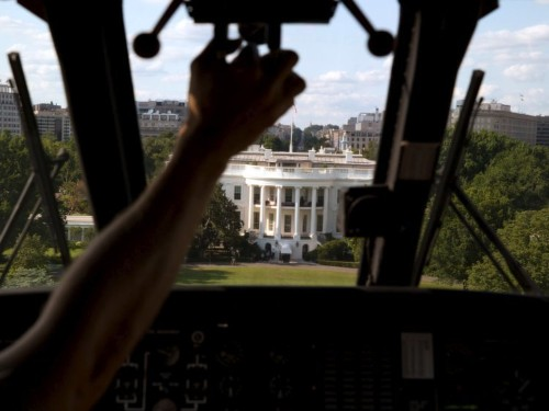 The Pentagon just pulled the top secret clearance of a Trump White House aide