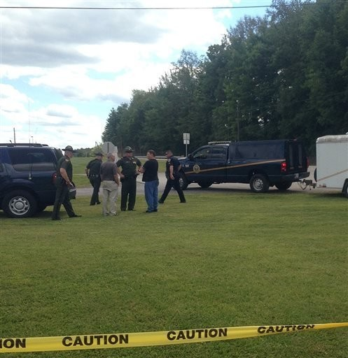 Police: Suspect in custody after report of gun at school