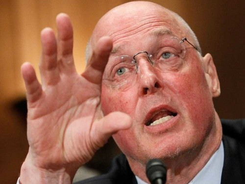 HANK PAULSON: We're Sowing The Seeds For Another Major Problem