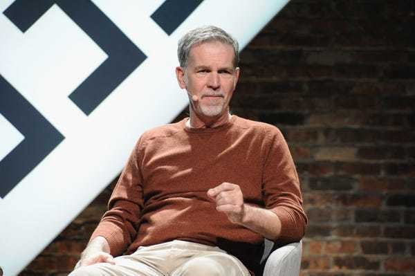 Netflix expects negative free cash flow this year of $3.5 billion - Business Insider
