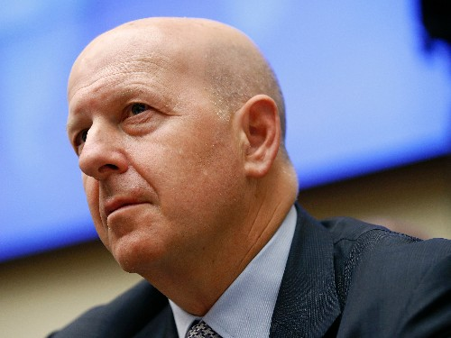 Goldman CEO Solomon offering buyouts to partners to shrink their ranks - Business Insider