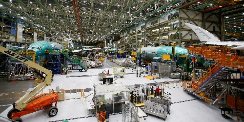 Boeing suspends testing of 777X aircraft after cargo door fails - Business Insider