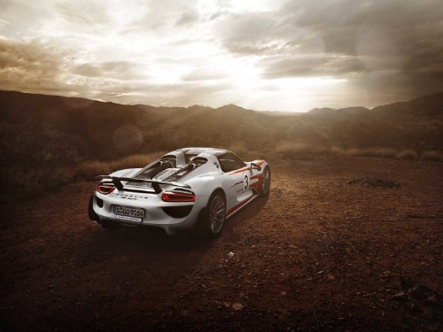 Porsche will never build another 918 Spyder
