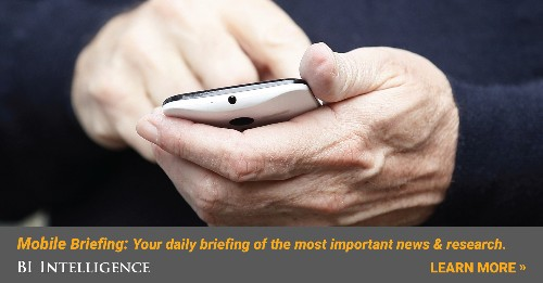 Mobile Technology News Mobile Commerce Research Reports from BI Intelligence