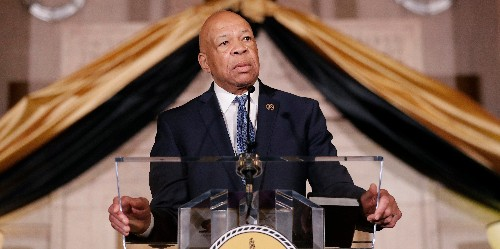 Late Rep. Elijah Cummings signed subpoenas from hospital bed: aides - Business Insider