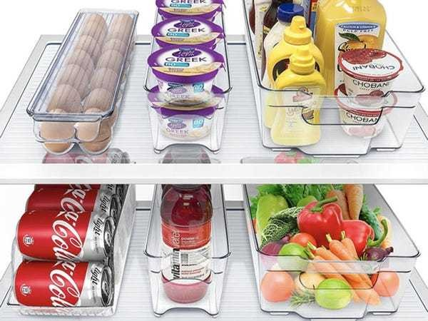 25 kitchen organization products from Amazon that are nearly all under $30 - Business Insider