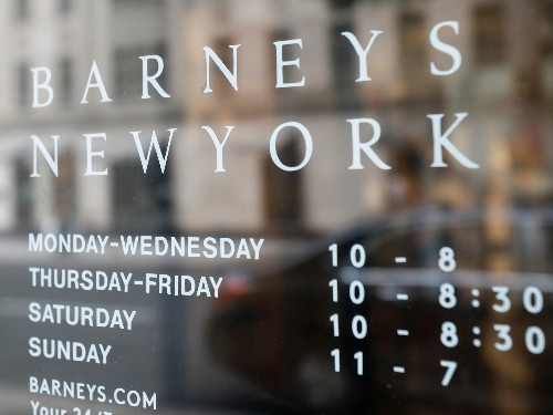 All Barneys stores could close as part of a tentative $271 million deal - Business Insider
