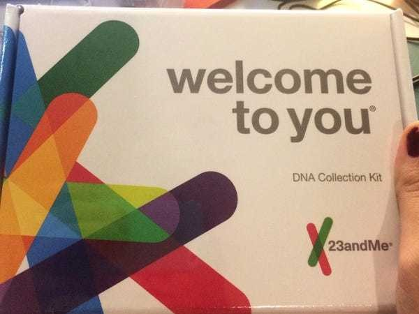 Patient groups have a message for anyone thinking of taking 23andMe's new test - Business Insider