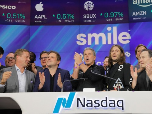 SmileDirectClub stock price falls after short-seller tweets about raid - Business Insider