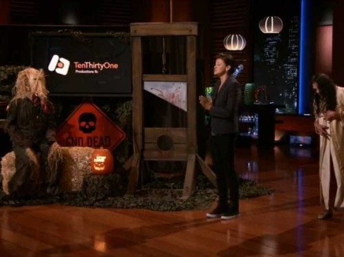 Mark Cuban Made The Biggest Deal In 'Shark Tank' History For This Ghoulish Business