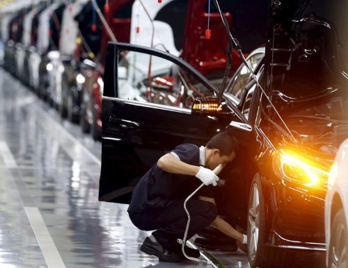 China manufacturing contracts, Korea exports slump as Asia's woes deepen