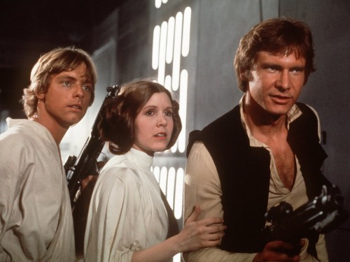 The original 'Star Wars' trilogy is playing in China for the first time ever