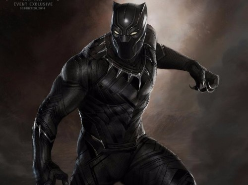A leaked photo from the 'Captain America: Civil War' set shows off our first look at Black Panther