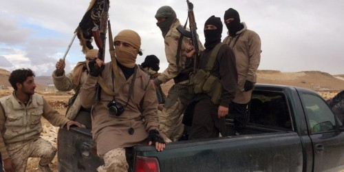 ISIS might be nearly finished — but there's a new top terrorist threat to worry about