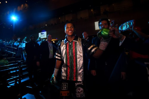 VIDEO: Devin Haney delivered a knockout of the year on DAZN debut