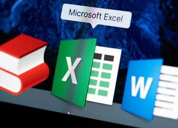 How to insert multiple rows in Microsoft Excel on your Mac or PC - Business Insider