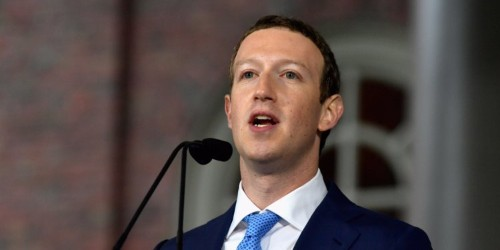 Mark Zuckerberg keeps Facebook in political ad business