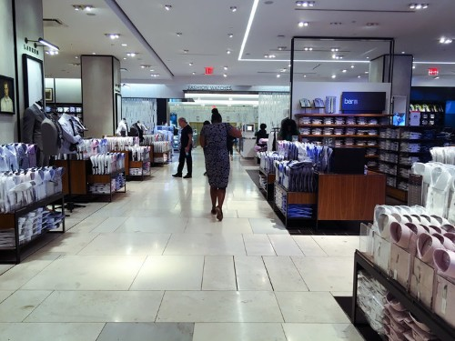 We visited a lot of department stores in 2018. Here's which one was the best to shop at.