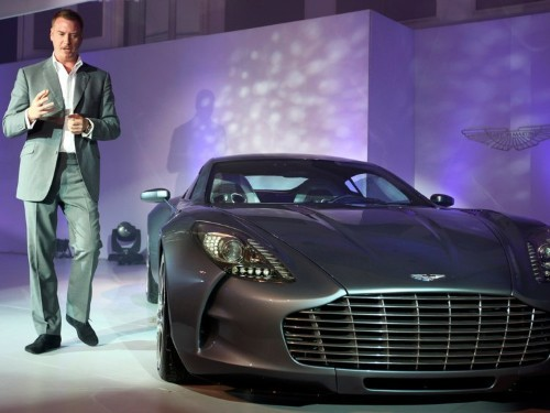 The Aston Martin Vanquish is a $300,000 angry piece of art that you can't stop looking at