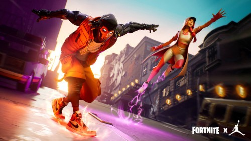 'Fortnite' and Jordan Brand are teaming up for one of the game's weirdest crossovers yet
