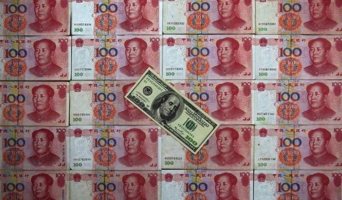 China's yuan might ultimately challenge dollar: ECB's Mersch