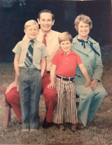 There's a hidden message on this family portrait that an Apollo astronaut left on the moon