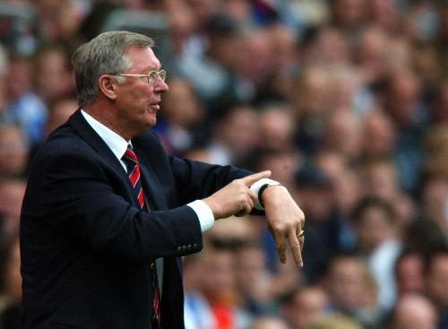 Soccer agent claims he gave former Man Utd boss Rolex for fixing match - Business Insider