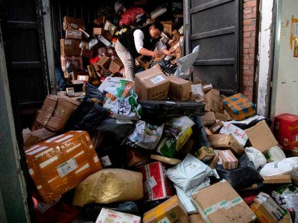Chaotic aftermath of Alibaba's Singles' Day selling $38 billion - Business Insider