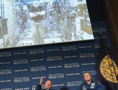 Astronaut Scott Kelly to break US spaceflight record