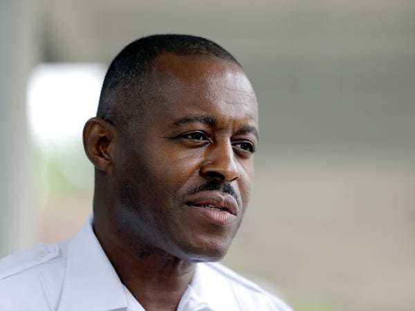 Ferguson's new police chief could be a game-changer for the city - Business Insider