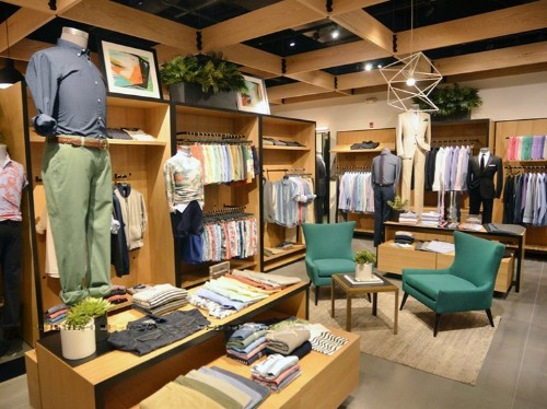 Bonobos is opening retail stores — but you can't actually take any of the clothes home