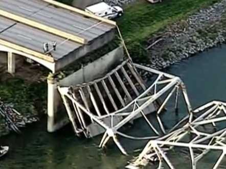 Thousands Of Bridges Are One Freak Accident Away From Collapse