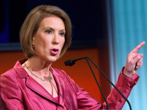 Yale professor on Carly Fiorina's business record: She 'destroyed half the wealth of her investors yet still earned almost $100 million'