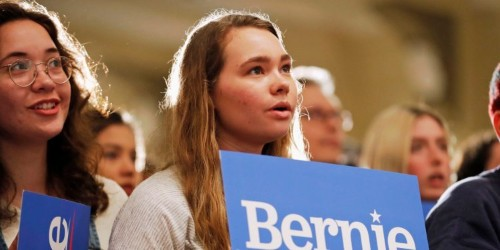The myth of the Bernie Bro: Bernie Sanders' supporters are more diverse than the prevailing narrative suggests
