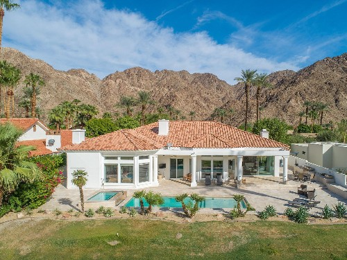 Nike cofounder Phil Knight puts La Quinta golf resort home up for sale